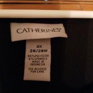 Catherine's velvet long dress for the holidays